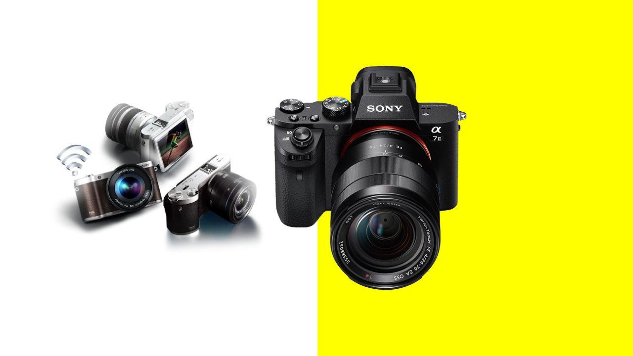 Kamera Mirrorless terbaik untuk pemula dengan fitur profesional