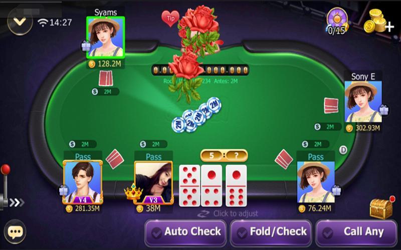 daftar game domino