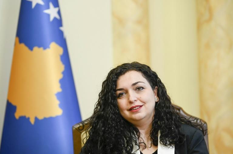 Presiden Kosovo Vjosa Osmani