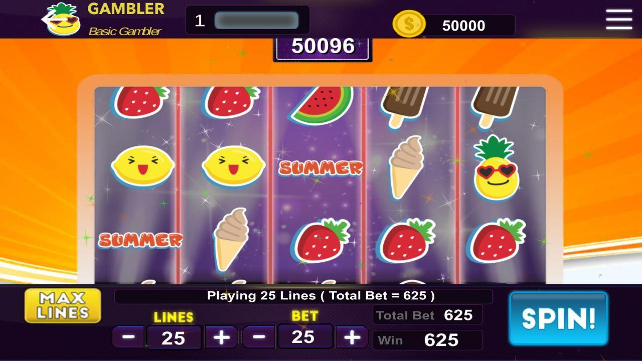 The Real Money Gambling Application on Playstore