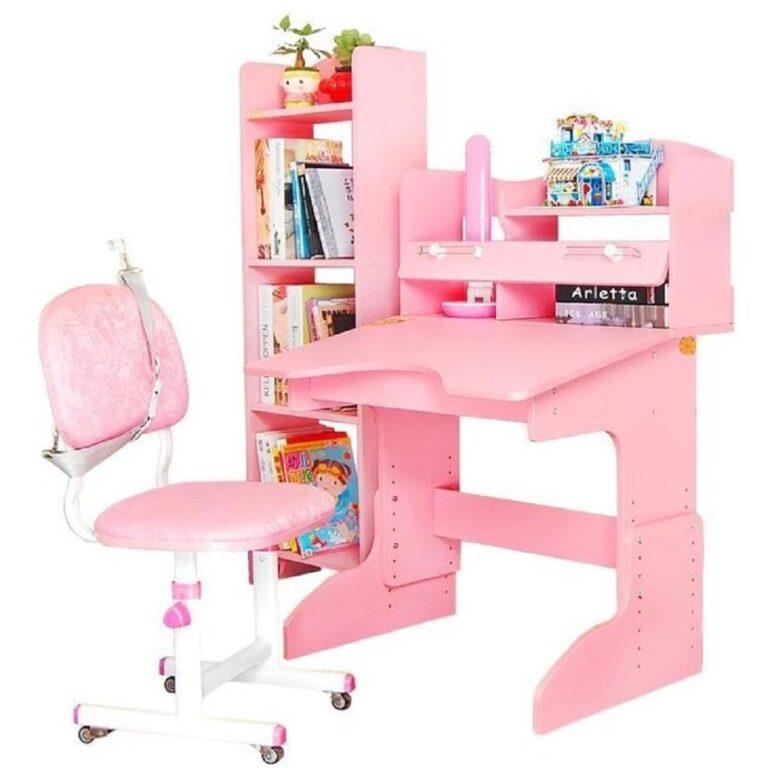 Meja Belajar Untuk Anak Perempuan